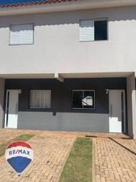 Título do anúncio: Sobrado com 2 dormitórios para alugar, 57 m² por R$ 850/mês - Vila Luso - Presidente Prude