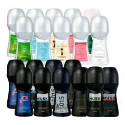 Desodorante Roll On Avon Antitranspirante Masculinos e Femininos