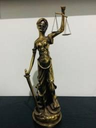 Dama da Justiça de 50cm