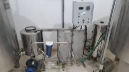 Pasteurizador Elétrico 500l/h