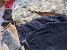 Título do anúncio: Lote de roupas masculinas