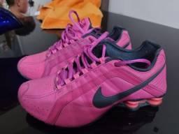 Nike Shox júnior novo