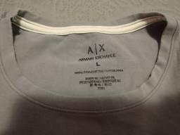 Camiseta Armani Exchange. Tam.g excelente estado. Original.