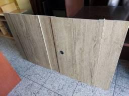 Painel de TV usado entrego