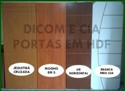 Porta HDF kit completo