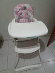 Cadeira de alimentação feminino ros