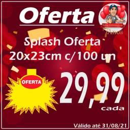Splash Oferta 20x23cm c/100
