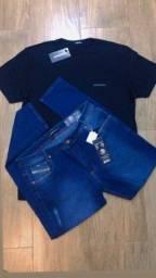 Título do anúncio: Calças jeans masculina da Diesel Importados