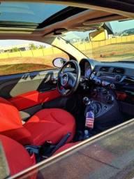 Título do anúncio: Fiat 500 1.4 Cult 8v Teto solar - FLEX ECONÔMICO