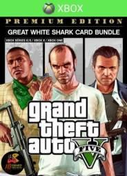 GRAND THEFT AUTO 5 (Xbox One Mídia digital)