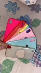 Capinhas (Case Silicone) IPhone XR