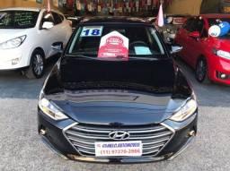 Hyundai Elantra 2.0 Aut. Flex 2018, Único Dono, Na Garantia