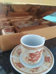 Título do anúncio: Jogo de mini Xícaras de café 12 peças