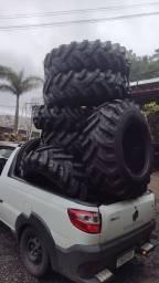 Título do anúncio: Recauchutagem de pneus