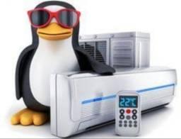 Consertos de geladeiras,ar condicionados e máquinas de lavar roupas em geral