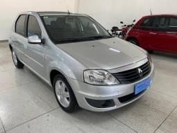 Renault Logan Expression 1.6 16V (Flex) (aut)