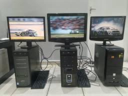 Título do anúncio: computadores completo,core2duo, windows 10 [aceito cartao de credito]