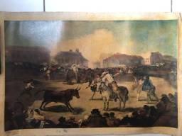 Goya. Gravura