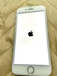 Título do anúncio: IPhone 6s na caixa de 128 gigas