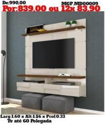 DescontassoemMS- Painel de televisão Grande-Painel de TV até 60 Plg-Painel de TV