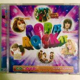 CD + DVD Pop It Rock It - Original Som Livre