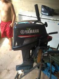 Motor popa yamaha 8 HP