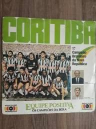 LP em ótimo estado ! Coritiba Campeão Brasileiro 1985