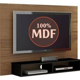 Promoção! Painel 100% MDF (NOVO) com Entrega e Montagem Grátis