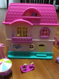 Casa de boneca sweet play