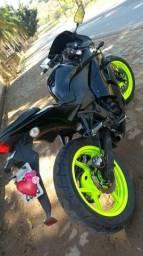 Moto Kawasaki ninja 250r - 2010