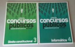 Livros para concurso público
