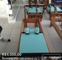Reformer physio pilates com barra infinity