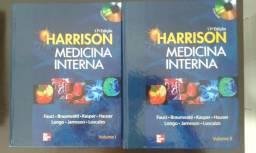 Livro Harrison - Medicina Interna 2 Volumes - 17ª Edição