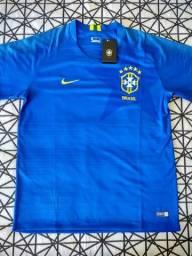 Camisa Seleção Brasileira Copa 2018
