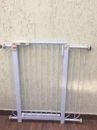 Portão de segurança grade segurança