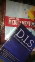 Guia de medicamentos, dicionário ilustrado de saúde