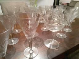 Taças cristal
