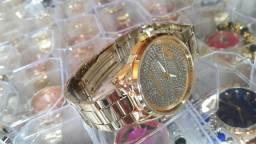 (Promoção) Relógios Femininos e masculinos últimas unidades