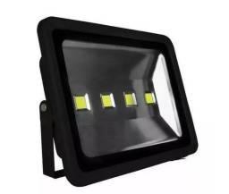 Refletor Holofote Led 200W Luz Branca Fria 6500K