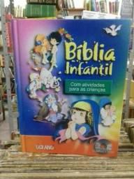 Bíblia Infantil: Com Atividades Para as Crianças - Oceano