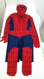 Fantasia do homem aranha adulto - original