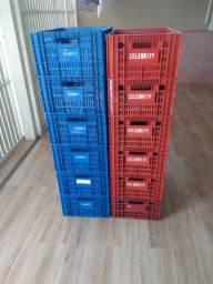 25 Caixas plásticas