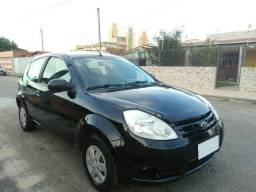 Ford ka 2009 com ar e trava!!!! - 2009