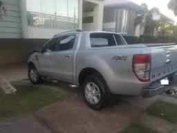 Ford Ranger Limited 2015/2015 Diesel Completa com Kit Multimídia - 2015