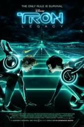 Blu-ray Tron o Legado - Seminovo