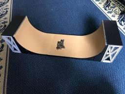Rampa Tech Deck (skate de dedo)