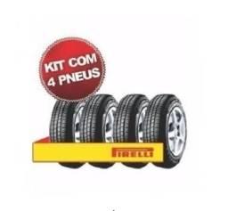 Kit 4 Pneus 175/65/14 82t P4 Cinturato Pirelli Apr601307arpi