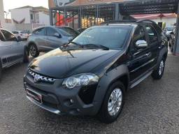 FIAT PALIO 2012/2013 1.8 MPI ADVENTURE WEEKEND 16V FLEX 4P AUTOMATIZADO - 2013