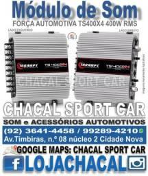 Título do anúncio: Força automotiva Taramps TS400x4 (produtos novos e com nota fiscal)