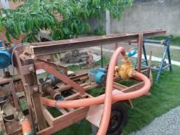 V/ Maquina de Furar Poço Artesiano Completa